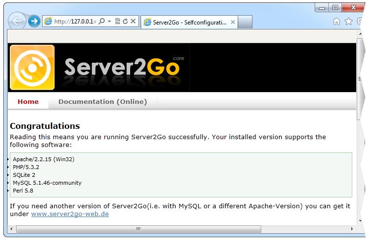 Server2go
